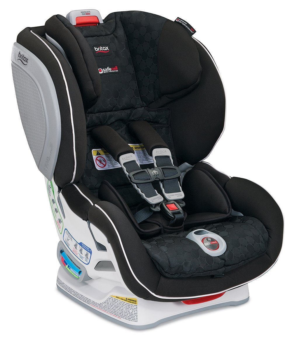 ... Britax introduced ClickTight technology in their Frontier combination car  seat for older kids. It was a big hit because it made installation much  easier ...