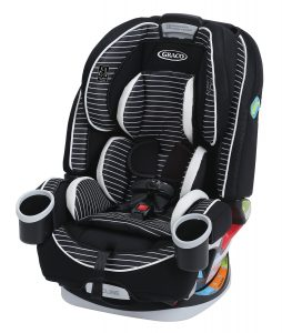 Ready Ride Convertible Car Seat MyRide 65 Contender Size4Me