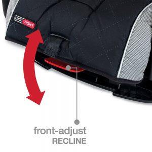 Britax Frontier Front Adjust Recline