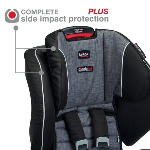 Britax Frontier Side Impact Protection
